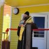 Епископ Артемий освятил новую школу в п. Озерная