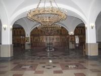 В воскресенье, 29 сентября, состоится освящение нижнего храма кафедрального собора Святой Живоначальной Троицы