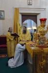 Епископ Артемий рукоположил во пресвитера диакона Виталия Малаханова