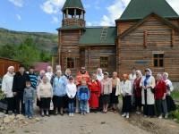 Православной общине с. Эссо в честь Спаса Нерукотворного исполняется 20 лет