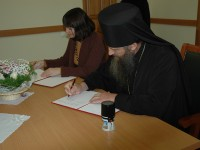 Подписано соглашение о сотрудничестве между Петропавловской и Камчатской епархией и Министерством социального развития и труда Камчатского края