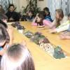 Настоятель храма прп. Серафима Саровского г. Вилючинска встретился с молодежью клуба «Ровесник»
