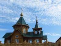 Год со дня освящения командорского храма в честь Святителя Николая Чудотворца