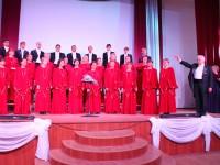 В Епархиальном Духовно-просветительском центре состоялся концерт Камчатской хоровой капеллы «Любовь святая»