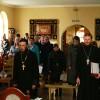 Приходское собрание в мужском Свято-Пантелеимоновом монастыре