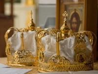 Венчание в храме св.блгв. князя Александра Невского