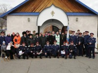 Состоялся очередной круг казачества станицы Вилючинская