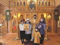Престольный праздник в селе Никольское