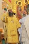 В  Неделю 26-ю по Пятидесятнице епископ Артемий совершил диаконскую и пресвитерскую хиротонии