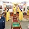 Пятнадцатая годовщина освящения гарнизонного храма. Престольный праздник в пос. Рыбачий