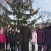 В посёлке Авача впервые за много лет появилась новогодняя ёлка