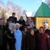 Праздник Святителя Николая чудотворца в поселке Эссо (ФОТОРЕПОРТАЖ)
