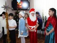 Рождественский утренник Воскресной школы в Рыбачьем