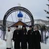 Его Преосвященство епископ Петропавловский и Камчатский Артемий совершил праздничное богослужение в храме г.Вилючинск
