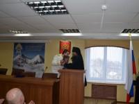 Епископ Артемий принял участие в торжественном мероприятии, посвященном третьей годовщине со дня образования Следственного комитета РФ