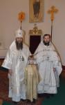 Епископ Петропавловский и Камчатский рукоположил диакона Сергия Лещёва в иереи