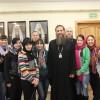 Встреча Владыки Артемия с молодежью из организации «Дружба северян»