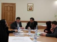 Рабочее совещание по строительству храма в районе СРВ