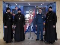 Состоялась встреча священников и начальника центра МЧС в Раздольном