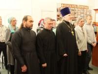 День защитника Отечества в Гарнизонном храме пос. Рыбачий
