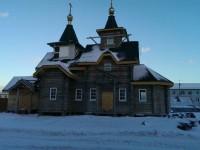 Новости со стройплощадки храма свт. Василия Великого п. Озерная