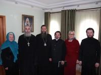 Создание информационного отдела Петропавловской и Камчатской епархии