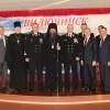 Празднование Дня Защитника Отечества в Эскадре подводных лодок пос. Рыбачий