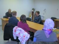 При Петропавловской и Камчатской епархии состоялось первое занятие «Школы семьи»