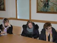 В здания Епархиального управления прошла очередная встреча православных врачей