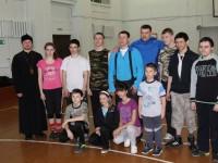 Неожиданный сюрприз ребятам из спортивного клуба «Русские витязи», во время планового занятия по рукопашному бою