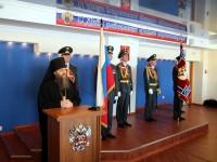 Епископ Артемий поздравил работников наркополиции г. Петропавловск-Камчатского с 11-летием образования органа наркоконтроля