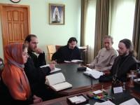 Обсуждение мероприятий ко дню православной книги и 1000-летия памяти св.князя Владимира