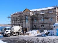 Новости со строительной площадки Соборного комплекса Кафедрального собора г. Петропавловск-Камчатского