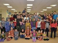 Молодежная организация «Дружба Северян» посетила Пенжинский район