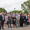 Епископ Артемий принял участие в митинге, посвященном 70-летию освобождения Белоруссии от немецких захватчиков