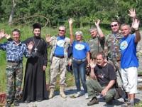 Иеромонах Софроний (Медведенко) принял участие в 17-ой Камчатско-Курильской экспедиции