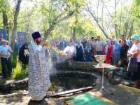 Престольный праздник в монастыре Казанской иконы Божией Матери