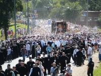 Епископ Артемий принял участие в юбилейных торжествах, посвященных празднованию 700-летия памяти преподобного Сергия Радонежского