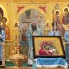 Каждую пятницу в 18.30 в кафедральном соборе совершается «Параклисис Божией Матери»