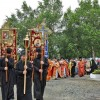Престольный праздник в Свято-Пантелеимоновом мужском монастыре