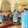 Епископ Артемий совершил молебен по случаю начала нового учебного года