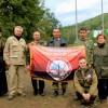 Иеромонах Софроний (Медведенко) принял участие во Всероссийском слете поисковых отрядов