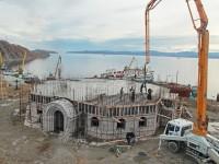 Продолжается строительство Морского собора