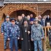 В день Покрова Пресвятой Богородицы Епископ Артемий посетил ИК-6