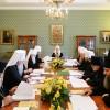 Епископ Петропавловский и Камчатский Артемий принял участие в заседании Священного Синода 23 октября 2014 года