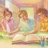 С 01.09 по 10.12 литературный конкурс «Лето Господне»