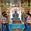 В день празднования Казанской Божией Матери его Преосвященство совершил Божественную литургию в женском монастыре