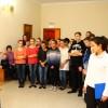 19 декабря в Духовно-просветительском Центре состоялся молодежный концерт «Истина где-то рядом…»