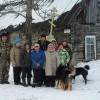 Поездка епископа Артемия по северным отдаленным поселкам Камчатского края в составе делегации Правительства Камчатского края