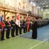 Освящение Боевого знамени 43 Отдельно-научной испытательной станции